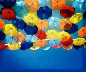 Paraplu's bedrukken KlunderSD