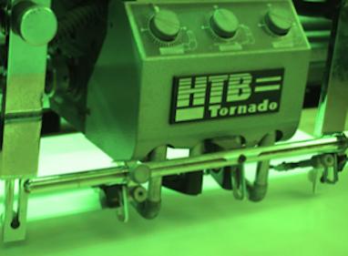 Zeefdruk machine printmaster